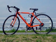 うちの自転車